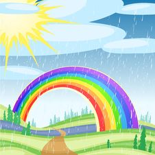 Free Rainbow Stock Images - 13939594