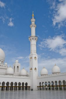 Free Minaret Stock Photos - 13939653