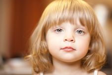 Free Little Girl Stock Images - 13939824