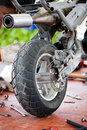 Free Motorcycle Workshop Royalty Free Stock Images - 13941089