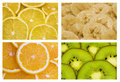 Free Tropical Fruit Background Royalty Free Stock Image - 13941306