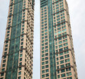 Free Image Of Twin Office Towers Stock Photography - 13941832