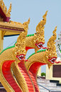Free Naga Statue Stock Image - 13945141