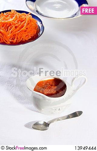 Free Sauce Agika Stock Images - 13949444