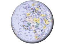 Free The Globe Royalty Free Stock Photos - 13941328
