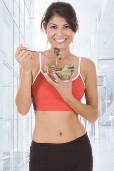 Free Salad Stock Image - 13941581