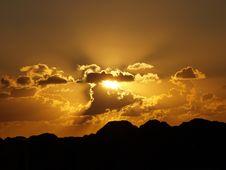 Free Sun Dawn, Sun Set Stock Photography - 13941762