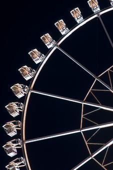 Free Ferris Wheel At Amusement Park Stock Photo - 13943850