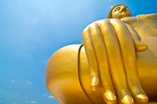 Free Biggest Buddha Image Royalty Free Stock Photos - 13944848