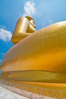 Free Biggest Buddha Image Royalty Free Stock Photo - 13944885