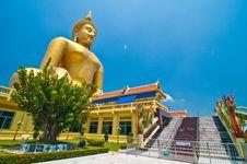 Free Biggest Buddha Image Stock Images - 13945184