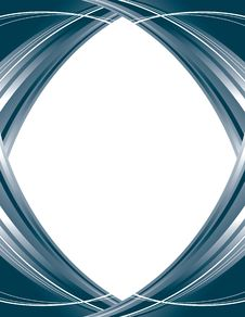 Free Blue Abstract Background Royalty Free Stock Image - 13945616