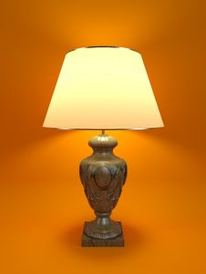 Free Lamp Stock Photography - 13945892