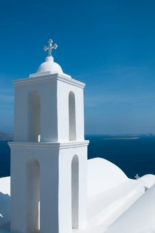 Free Greek Church Stock Photos - 13946363