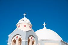 Free Greek Church Stock Photos - 13946593