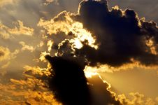 Free Clouds Royalty Free Stock Photography - 13947317