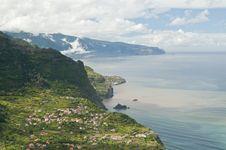Free North Coast Madeira Royalty Free Stock Image - 13947506