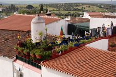 Free Roofs In City Of Portugal Stock Image - 13947751