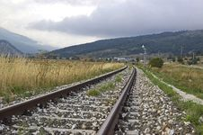 Free Railroad Royalty Free Stock Image - 13947796