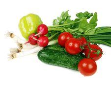 Free Salad Ingredients Stock Images - 13948094