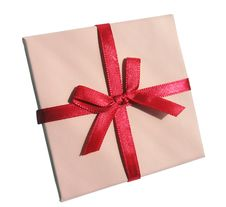 Free Pink Gift Box Royalty Free Stock Photography - 13948397