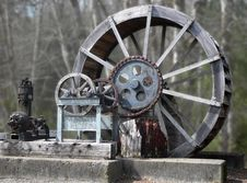 Free Water Wheel Stock Photo - 13948680
