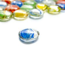 Free Color Glass Buttons Royalty Free Stock Image - 13949416