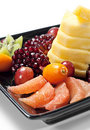 Free Fruit Plate Stock Images - 13950544