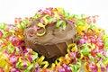 Free Party Chocolate Cake Stock Photos - 13950583