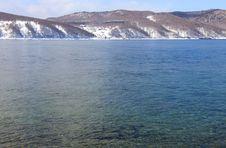 Free Lake Baikal. Spring. Stock Images - 13950254