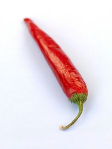 Free Red Chilli Pepper Stock Images - 13950874