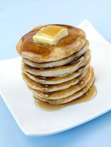 Free Pancakes Stock Photo - 13950920