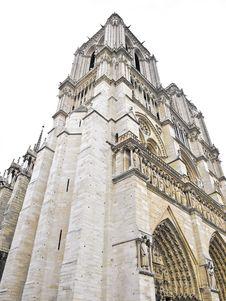 Free Notre Dame De Paris Stock Image - 13951601