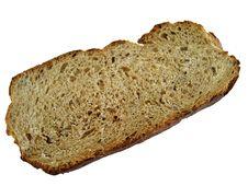 Free Bread Slice Royalty Free Stock Photos - 13951688