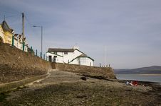 Free Sailor S White House In Wales Stock Photo - 13951690