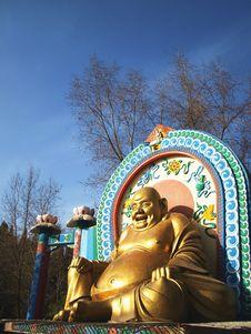 Free Maitreya Buddha Stock Photos - 13952363