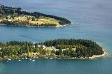 Free Peninsula Resort Stock Photo - 13952830
