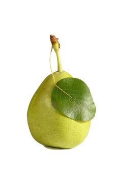 Free Yellow Pear Stock Photo - 13953560