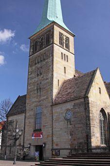 Free Town Church Stock Photos - 13954023