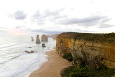 The 12 Apostles. Stock Photography