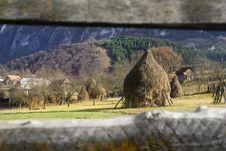 Free Mountain Village Stock Photos - 13954553