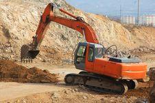 Free Excavator Grab Stock Photos - 13954803