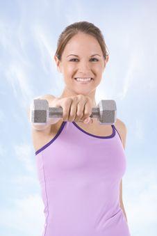 Free Fitness Stock Photo - 13955350