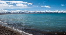 Free Scenery In Tibet Royalty Free Stock Image - 13956346