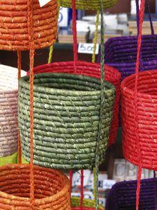 Free Little Basket Stock Photo - 13956390