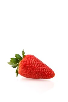 Free Strawberry Isolated Royalty Free Stock Photography - 13956417
