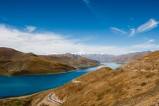Free Scenery In Tibet Royalty Free Stock Image - 13957166