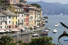 Free Live In Portofino Royalty Free Stock Image - 13957406