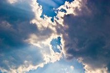Free Clouds Stock Photography - 13957452