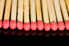 Free Matchstick Royalty Free Stock Images - 13958159
